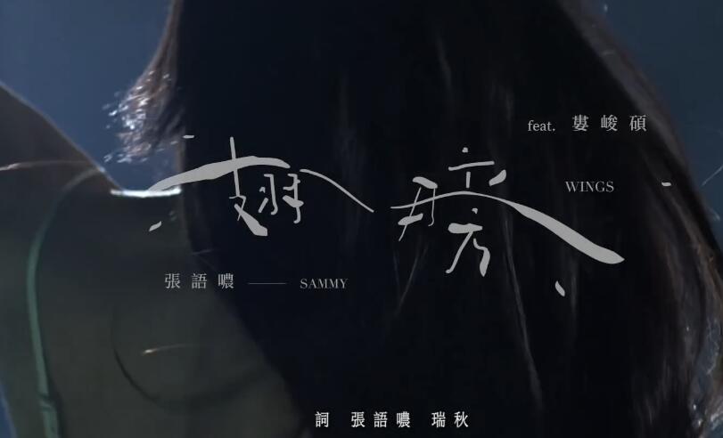 张语哝,娄峻硕 - 翅膀 高清MV