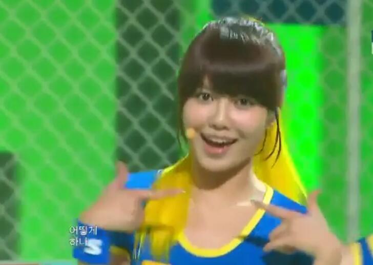 少女时代《Oh!》高清MV