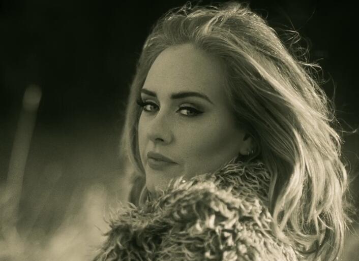 Adele - Hello 高清MV