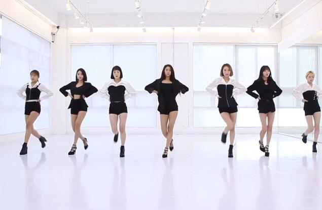 Super Duper-art--AOA  高清MV