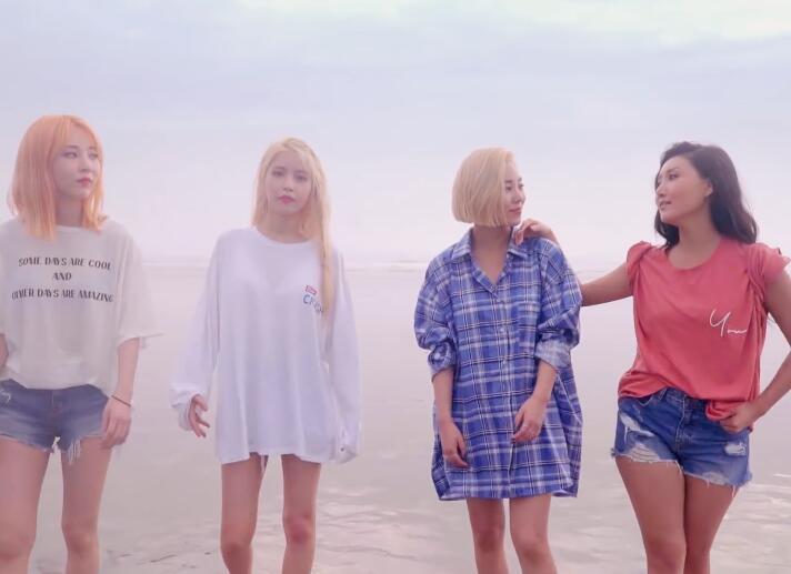 MAMAMOO - Star Wind Flower Sun 高清MV