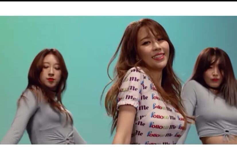 Jang Mi《Follow me》MTV 1080P高清
