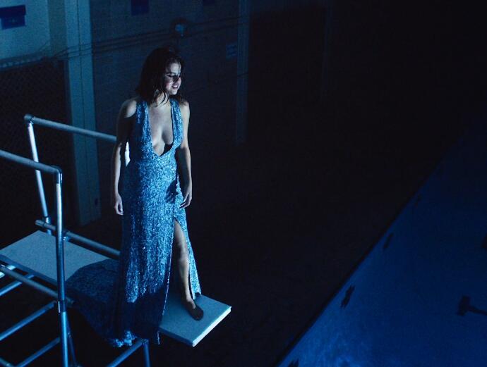 Selena Gomez、Marshmello - Wolves  1080P 高清MV