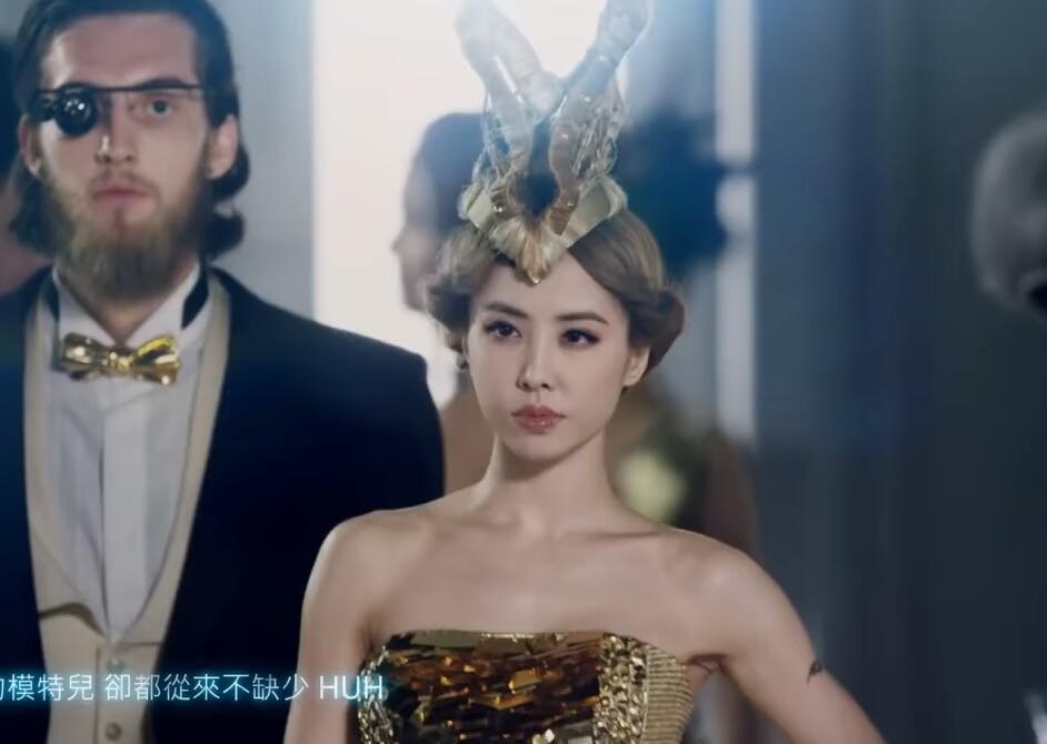 蔡依林 Jolin Tsai - 大艺术家The Great Artist (華納official 高畫質HD官方完整版MV) 720P高清MV