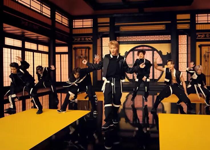 NCT 127 엔시티 127 '영웅 (英雄; Kick It)' MV 高清MV