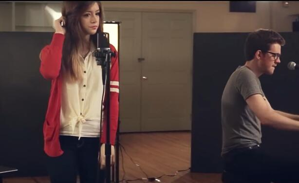 Beauty And A Beat - Justin Bieber (Alex Goot, Kurt Schneider, and Chrissy Costanza Cover) 高清MV