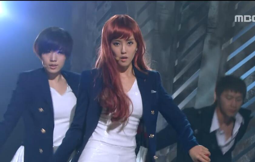 T-ARA - CRY CRY 티아라 - 크라이 크라이 Music Core 20111203高清MV 1080P