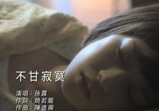 孙露-不甘寂寞 车载MV