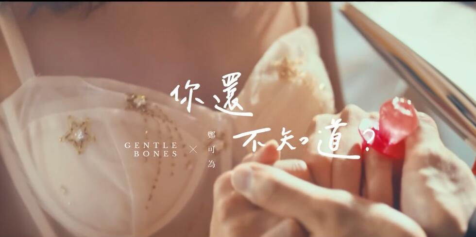Gentle Bones & 郑可为 Tay Kewei【你还不知道 Don't You Know Yet】Official Music Video 1080P MV