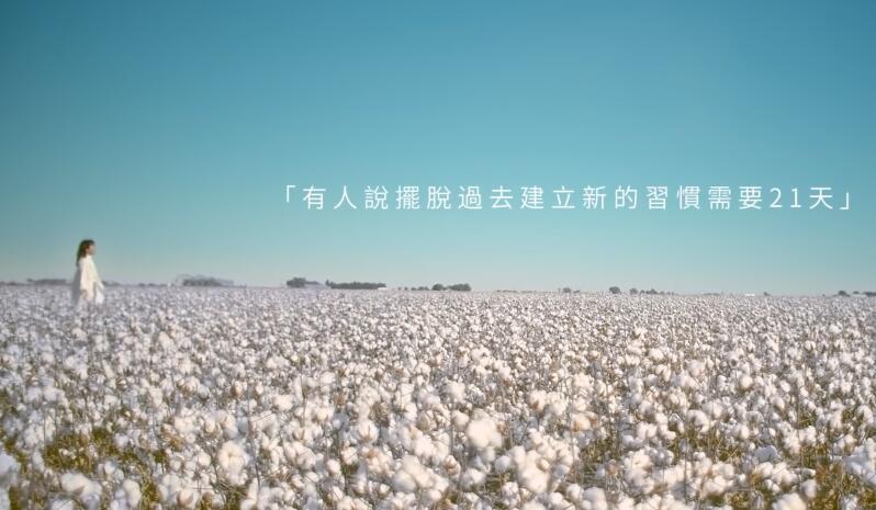 袁咏琳 Cindy Yen【21天】Official MV (2020美国棉年度代言曲) 1080P视频