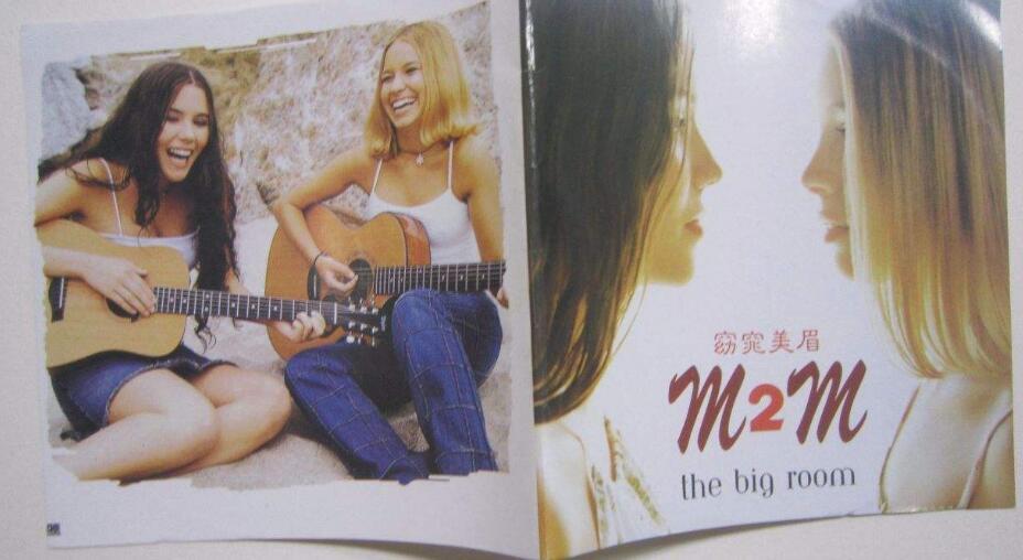 M2M(挪威女子歌唱组合) MV、无损单曲、现场LIVE MV合集