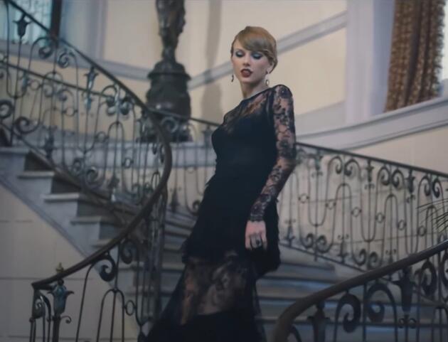 4K修复高清60帧-霉霉Taylor Swift-Blank Space