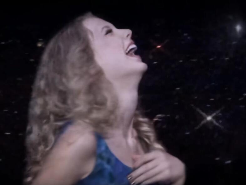 4K修复高清60帧-霉霉Taylor Swift-Fearless