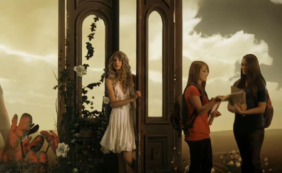 4K修复高清60帧-霉霉Taylor Swift-Fifteen