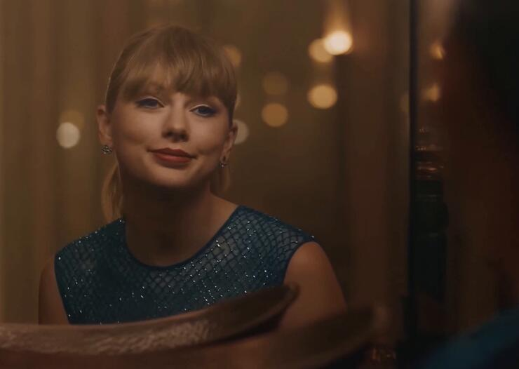 4K修复高清60帧-霉霉Taylor Swift-Delicate