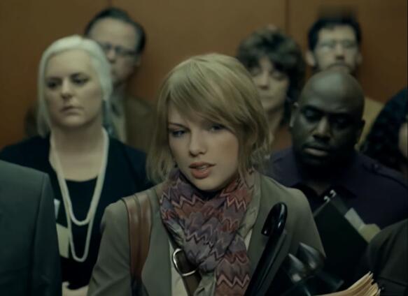 4K修复高清60帧-霉霉Taylor Swift-Ours