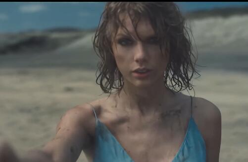 4K修复高清60帧-霉霉Taylor Swift-Out Of The Woods