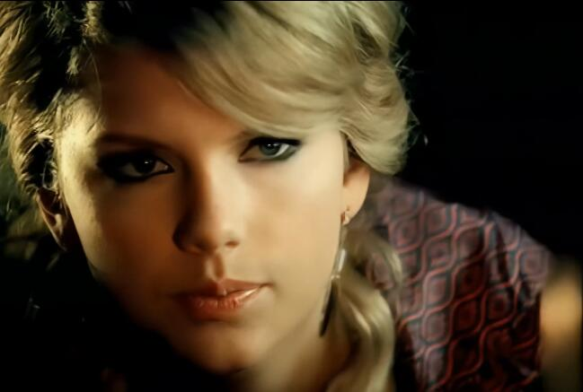 4K修复高清60帧-霉霉Taylor Swift-Picture To Burn