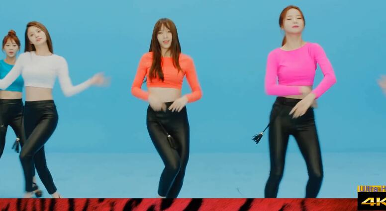 【4k修复60帧】韩国女团大尺度19禁MV第二弹