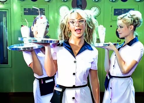 4k修复MV-小甜甜布兰妮 Britney Spears