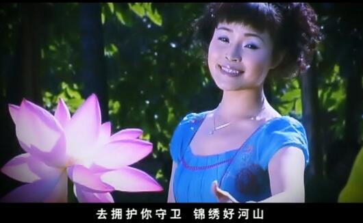 谭湘子 – 鱼水之恋 720P高清MV